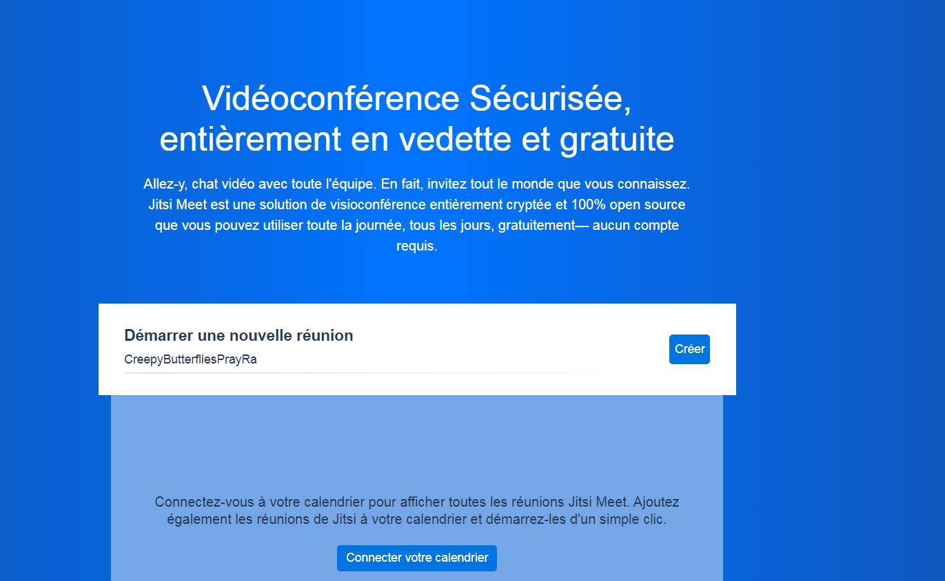 videoconference gratuite